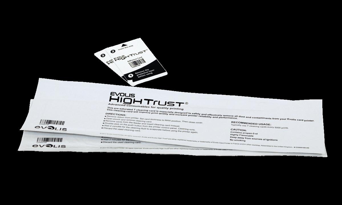 Kit standard per la pulizia delle stampanti Zenius & Primacy