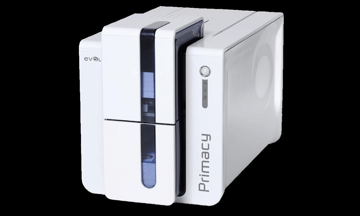 Stampante termica per carte in PVC - modello premium