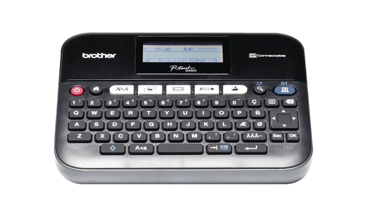 Stampante professionale da scrivania per etichette PT450VP
