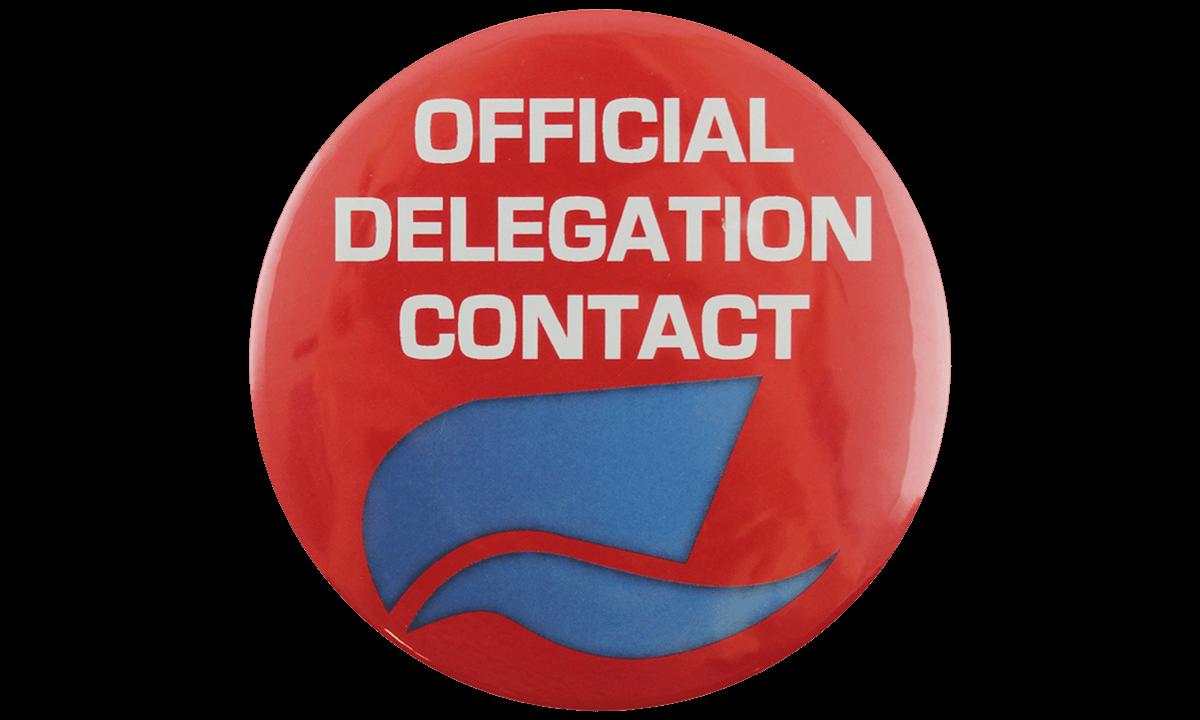 Badge a bottone 75mm, rotondo