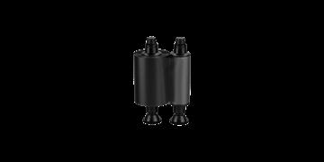 Nastro nero in cassetta per stampanti Zenius & Primacy
